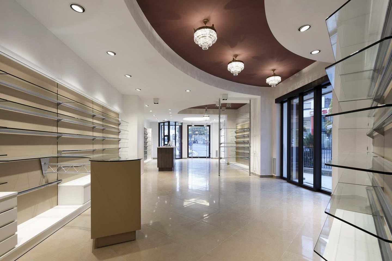 interior retail th kohl