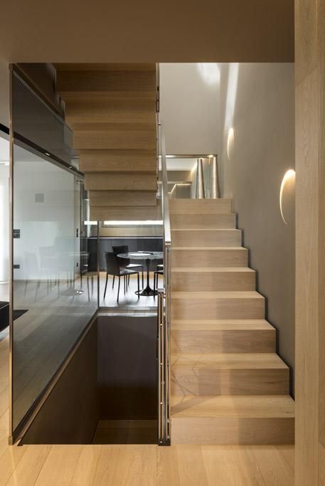 casa per 4 fratelli architetto solomita