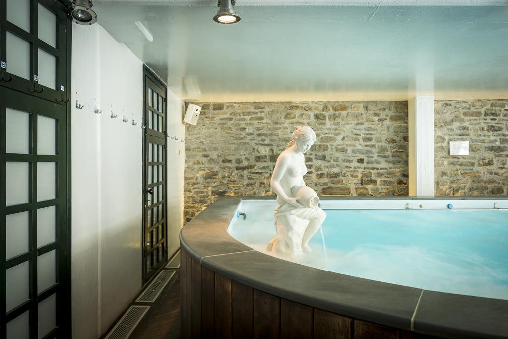 bagno di romagna-vasca termale